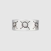 grandes anillos de moda al por mayor-Fuera de la única gran nueva marca coreana de moda coreana s925 anillo de plata esterlina anillo retro femenino anillo de plata tailandesa