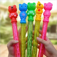 Wholesale Variety Toys Wholesale - Bubble Stick Concentrated Edition variety of optional blowing bubble Park Park selling toys