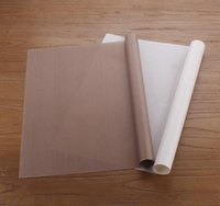 Wholesale silicone sheet wholesale - New Bakeware Mat Oil Paper Non-Stick Baking Sheet For Pastry Kitchen Tool 30X40cm
