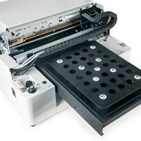 Wholesale led low cost - High print speed low price low cost uv printer AR-LED mini4 uv printing machine for sale