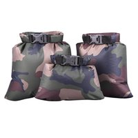 Wholesale s gadgets - Outdoors Drifting Waterproof Bag S M L Three Piece Set Light Convenient For Carry Sundries Package Outdoor Gadgets 25jy X