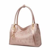 Wholesale Bill Hands - Single shoulder bag new lady big capacity hand bill of lading shoulder bag fashionable 100.
