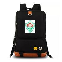 Wholesale backpack club resale online - Ceara SC CE backpack Good look day pack Football club school bag Soccer packsack Computer rucksack Sport schoolbag Outdoor daypack