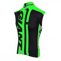 самая горячая гоночная одежда оптовых-Взрыв тенденция горячие продажи Велоспорт Джерси без рукавов Vest Racing велосипед Одежда высокого качества Фабрика прямых продаж TY3273