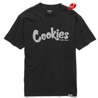 camisa menta al por mayor-Galletas SF Berner mannen Dunne Mint Camiseta Zwarte Bay Gebied Camiseta Kleding Appare Imprimir Camisetas Heren Korte Mouw Hot Top Tee