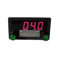 painéis de exibição led venda por atacado-Precision 0-20mA 4-20mA Generator transmissor de sinal Simulator Calibrador medidor de painel de montagem Ajdustable fonte de corrente com display LED
