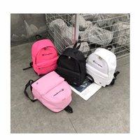 ingrosso nuovi zaini alla moda-2018 nuove donne borsa coreana trendy backbag collegio vento oxford per il tempo libero viaggio zaino studente borsa alla moda zaino moda