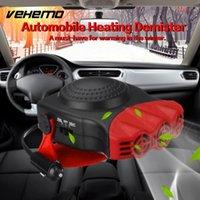 coches multi eléctricos al por mayor-150W 12V Warmer Cooler Calentador de parabrisas portátil Multi-Function Car Electric Warner Heating Ventilador Fan Fan