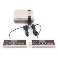 Wholesale nes classic mini online - New Arrival NES Game Consoles Classic Games Mini TV Video Games Handheld Retro Player NES For PAL NTSC With Retail Box
