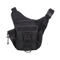 Wholesale tactical shoulder strap resale online - 800D Men s Military Tactical Backpack Hunting Backpack Molle Army Bag Waterproof Bags Shoulder Strap Bag Pouch Pack Outdoor Bags