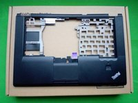 Wholesale Touchpad Cover Case - New Oirginal Lenovo ThinkPad T420S T420Si Palmrest Keyboard Bezel Cover Upper Case 04W0607 Touchpad Fingerprint