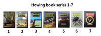 ingrosso i set di scatola dei libri-Howing vape coil libro serie libro 1-7 set completo premade coil 7 box pack moda vape wire spedizione gratuita
