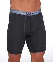 Wholesale long boxers - New Arrival! SAXX Quest 2.0 Performance Long Leg Boxer ~ WITHOUT BOX