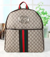 Wholesale Quality Barrels - Brand New Design Women Men's Travel Bag Couple Backpack Fashion Travel Bag High Quality Black Backpacks School Bags