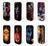 Wholesale customize logo box for sale - IQOS Sticker OEM Wraps For IQOS Box Mod Customized Paper Cover Sticker Electronic Cigarette Skin With Logo For IQOS Vape Mods