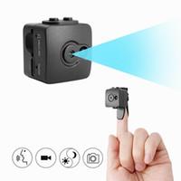 caméras activées par la voix achat en gros de-New Voice HD Activé Mini Caméra Portable Petit Caméscope Vision Nocturne Son Activé Caméra Supérieure Enregistreur Vidéo Numérique Mini DV