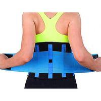 Wholesale fitness slim belt online - Best Quality Women s Fitness Waist Cincher Waist Trimmer Corset Ventilate Weight Loss Slimming Belt hot item by dhl