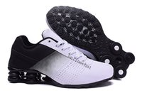 Wholesale Free Online - Free Shipping Shox Deliver Men Running Shoes,chaussure Homme Mens Deliver Sneakers Sport Outdoor Shoes Sale Online Size 40-46