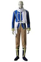 xxl peri kostümleri toptan satış-Anime Fairy Tail Natsu Dragneel Cosplay Kostüm