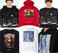 Wholesale hoodie men sale - New Hot Fashion Sale Brand Clothing Men hoodies Print Cotton Shirt T-shirt hoodies men Women T-shirt hoodies 9 styles S-XL
