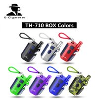 Wholesale Gear Red - kangvape th-710 box kit and box mod 650mah battery Capacity 0.5ml tank 4 gear pressure adjustment only mod for G5 LIBERTY V5 V9 V16 atomizer