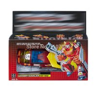 ingrosso g1 giocattolo-G1 Transformation Hot Rod Rodimus Limit Classic Animation Collezione Action Figure Robot Toys