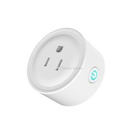 interruptor de tiempo controlado a distancia al por mayor-Smart Wifi Socket Switch Ronda EE. UU. Plug Control remoto Socket Outlet Timing Switch para Smartphone Android IOS Domótica
