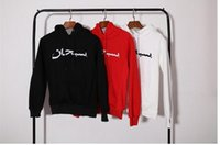 Wholesale Red Revolution - Red Revolution Vetements brand women men Sickle and Axe Embroider hoodies sweatershirt oversized unisex hooded hoodie