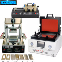 Wholesale Separate Lcd Automatic - Newest TBK-808 Automatic Bubble Removing Machine OCA Vacuum Laminating Machine+BK-518 Separate LCD Screen +OCA film machine