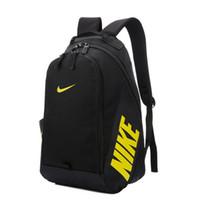 Wholesale large waterproof backpacks resale online - New Arrive Schoolbag Basketball Backpack Unisex Bags Large Capacity Sport Waterproof Training Travel Bags Multifunctional Student Pack