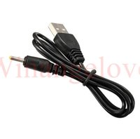 Wholesale ac 5v power cord online - 5V A AC mm to For DC USB Power Supply Cable Cord Adapter Charger Jack Plug For Tablet