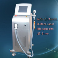 Wholesale laser real - laser diode hair remover 808nm Diode Laser Hair Removal Machine With CE Approved Real Advanced Laser Home Hair Remover