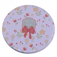 Wholesale green coffee table - Retro Drinks Coaster Table Cup Mat Decor Coffee Drink Placemat