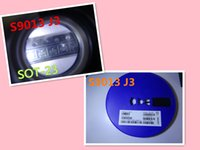 transistors sot23 achat en gros de-100pcs / lot nouveau Triode S9013 J3 0.5A / 25V NPN SOT23 transistor en stock livraison gratuite