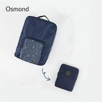 8477f1388b vente en gros grande capacité voyage sac de voyage en nylon imperméable à  l'eau de voyage bagages dames sac à dos pliable sac à dos 40L bagages