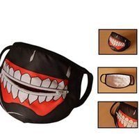 Wholesale Zipper Mouth Mask for Resale - Group Buy Cheap