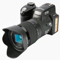 grün mp großhandel-Neuer PROTAX POLO D7100 Digitalkamera 33MP FULL HD1080P 24X optischer Zoom Autofokus Professioneller Camcorder