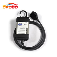 Wholesale pro dice - Diagnostic Tool Volvo Vida Dice Pro not only J2534 but also Volvo Protocol Support Firware update and self test Free Shipping