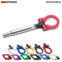 Car Sport Japan Model Trailer Tow Hook Ring Eye Towing Front Rear Aluminum For Subaru BRZ 2013-up EP-RTHLPH016