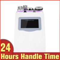 Wholesale Tripolar Radio Frequency Equipment - Radio Frequency Bipolar Tripolar Ultrasonic Cavitation 5in1 Cellulite Removal Slimming Machine Vacuum Weight Loss Beauty Equipment