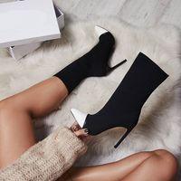 content garantie limitée en ligne chaussettes bottes