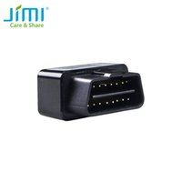 Wholesale car gps for sale - Mini GPS Tracker OB22 Plug Play OBD Car Tracker With GPS Positioning Realtime Tracking Plug Out Alarm Multiple Alarms Compact Size