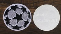 Wholesale Hot Badge - champions league ball patch football Print patches badges,Soccer Hot stamping Patch Badges