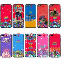 мальчики телефонные чехлы оптовых-bts Bangtan Boys Hope World мягкий черный чехол для телефона TPU для iPhone Xs Max XR 6 6 S 7 8 Plus 5 5S SE крышка