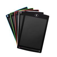 ingrosso pannello di bordo-Tablet LCD da scrittura da 8,5 pollici eWriter Pads da scrittura a mano Tablet portatile da tavolo ePaper disabilita la scheda memo senza carta