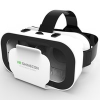 Wholesale VR Glasses Shinecon Virtual Reality VR Box D Glasses For inch Smart Phone Video Cinema