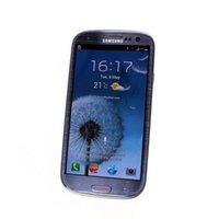 ingrosso sbloccato cellulare cellulare android-Rinnovato sbloccato telefono cellulare Samsung Galaxy S3 i9300 Quad-core 4.8