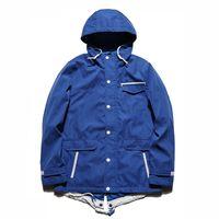 korece ince hoodie toptan satış-Erkek moda hoodie korean ceket ince erkek ceket