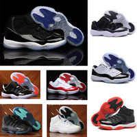 """Wholesale highest number - 2018 High quality AAA Number """"45"""" 23 11 Prom Jam Basketball Designer Shoes Men Women Sport Shoes win like 96 Athletic Trainers"""