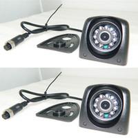 водонепроницаемая камера dahua оптовых-Dahua производители продают боковые инфракрасные ночного видения автомобильная камера автобус грузовик универсальный водонепроницаемый и противоударный камеры
